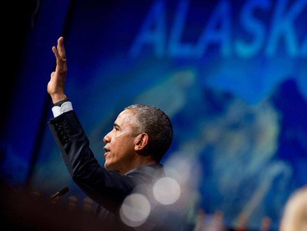 Mezinárodní společenství ohledně globálního oteplování a změny klimatu nepostupuje dost rychle. Prohlásil to v pondělí americký prezident Barack Obama.