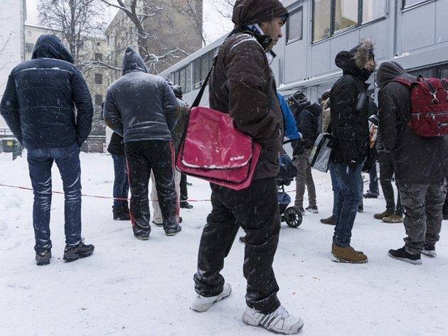 Lageso, který je za registraci běženců v Berlíně zodpovědný, opakovaně čelí kritice za to, že nápor nezvládá.