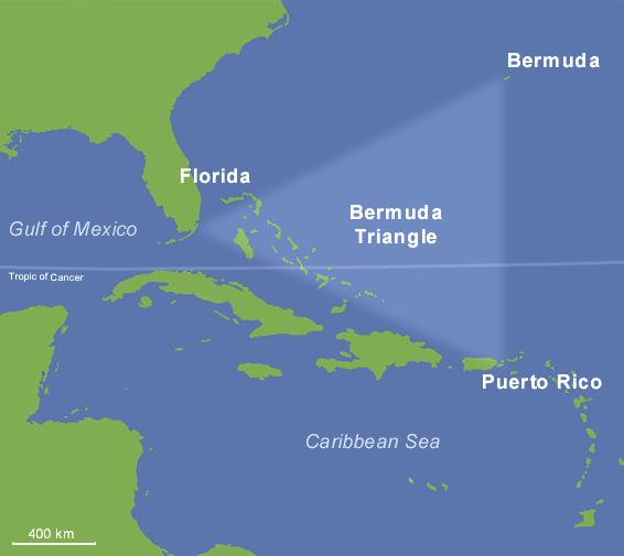 Bermudský trojúhelník