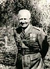Ludvík Svoboda, plukovník v Buzuluku.