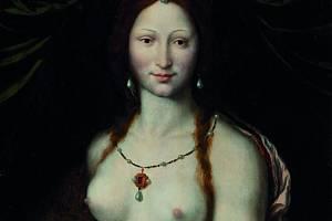 Obraz nahé Mony Lisy vznikl jako záměrné falsum