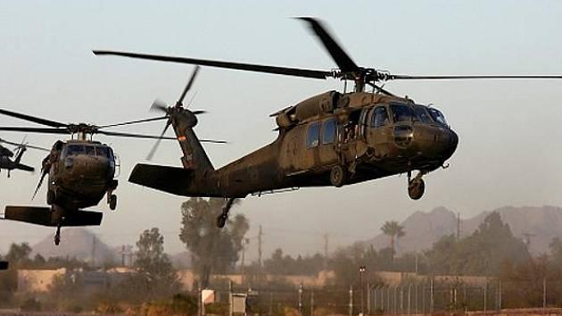 UH - 60 Black Hawk