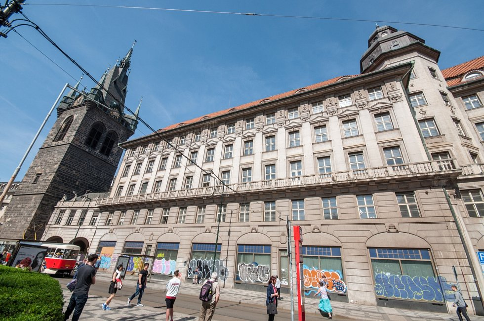 Cukrovarnický palác v Praze