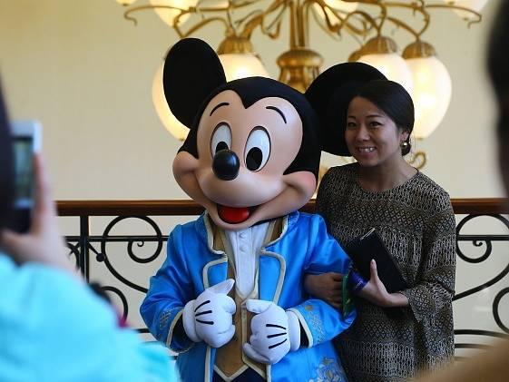 Disneyland v Šangchaji