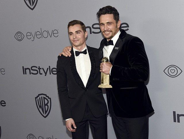 Dave Franco a James Franco