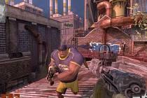 Počítačová hra Gotham City Impostors.