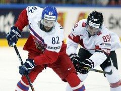 Michal Vondrka (vlevo) a Cody Almond ze Švýcarska.