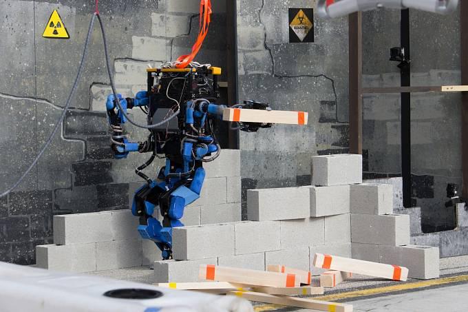Roboti start-upu Schaft