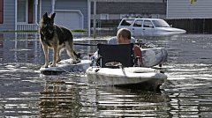 Hurikán Florence způsobil na východním pobřeží USA rozsáhlé záplavy