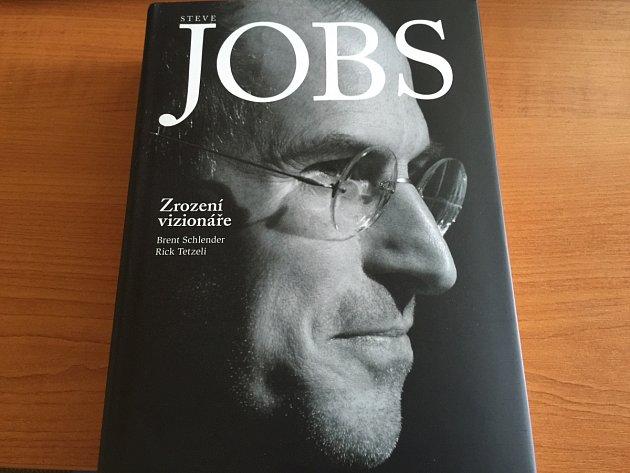 Steve Jobs: Zrození vizionáře.
