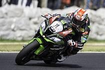 Jonathan Rea ovládl první závod MS superbiků