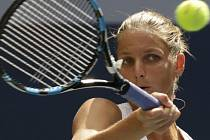 Karolína Plíšková je ve čtvrtfinále US Open 2016