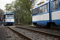 Dopravní podnik Ostrava neohlásil dřívější nehody na tramvajové trati linky č.5, hrozí mu desetimilionová pokuta