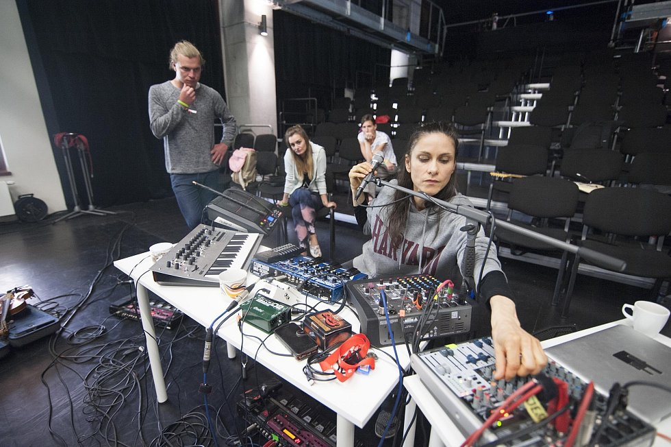 Hudební workshop s Lenkou Dusilovou