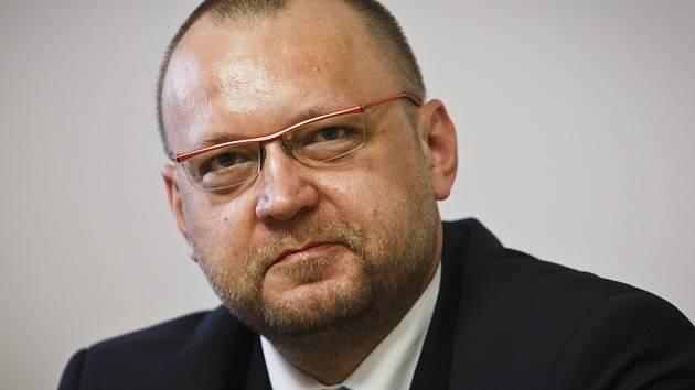 Místopředseda KDU-ČSL Jan Bartošek.