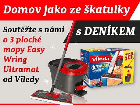 mopy Easy Wring Ultramat od Viledy