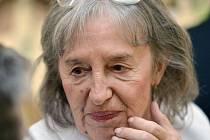 Ocenění Senior Prix 2012 za celoživotní mistrovství v uměleckém oboru převzala 11. listopadu v Praze Nina Divíšková.