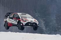 Latvala ovládl Švédskou rallye a vede mistrovství světa.