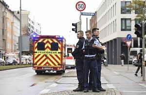 Útok nožem v Mnichově