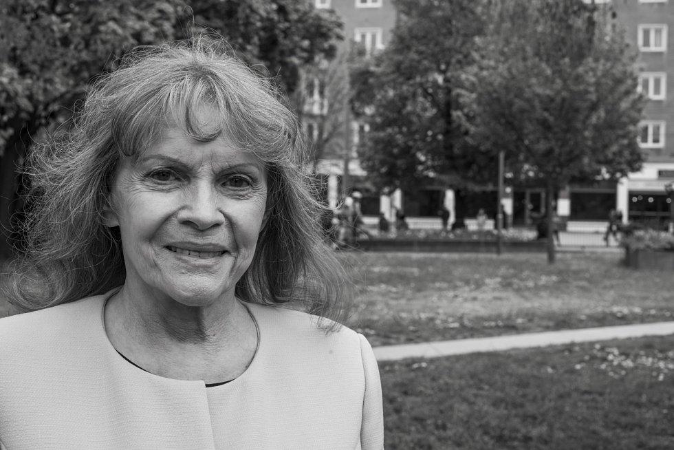 Eva Pilarová v roce 2019