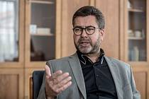 Místopředseda Nejvyššího soudu České republiky Roman Fiala