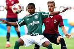 Joao Felipe v zápase Palmeiras proti Spartě