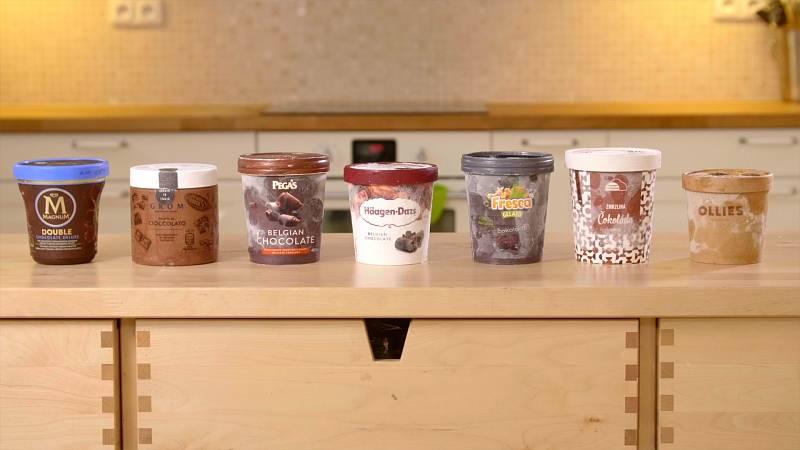 Velký test zmrzlin v kelímku