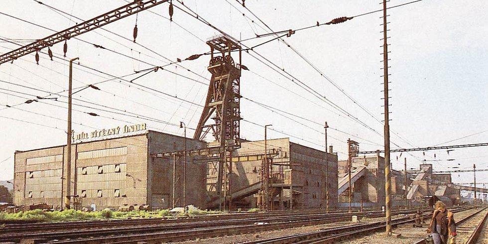 Ostravský důl Vítězný únor