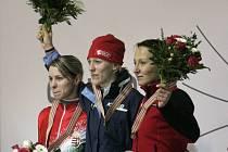 Ve finále na pětistovce se z první místo v dramatickém závěru radovala Annita van Doornová z Nizozemska, která protnula cílovou čáru o pouhé čtyři tisíciny sekundy dřív než Maďarka Huszarová. Třetí byla Bulharka Radonovová.