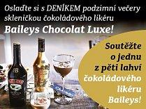 Oslaďte si s DENÍKEM večery likérem Baileys!