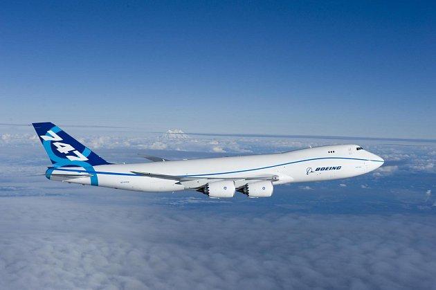 7. Boeing 747-8 - první let prototypu.