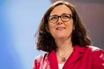 Druhou ženou, kterou členská země Evropské unie nominovala do nově se rodící Evropské komise, je Švédka Cecilia Malmströmová.