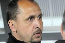 Asistent trenéra Sparty Vítězslava Lavičky Zdeněk Svoboda.
