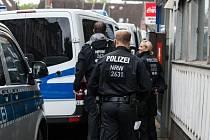 Němečtí policisté, německá policie - ilustrační foto