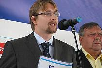Ministr dopravy Pavel Dobeš