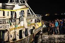 Podle některých egyptských zdrojů bylo na palubě rybářského plavidla dokonce až 600 osob.