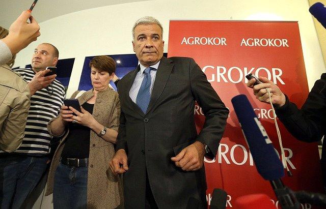 Agrokor - Ante Ramljak, jednatel firmy