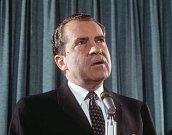 Prezident Richard Nixon