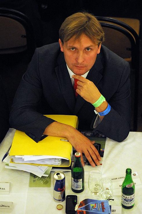 Předseda Odvolací a revizní komise Ondřej Lněnička