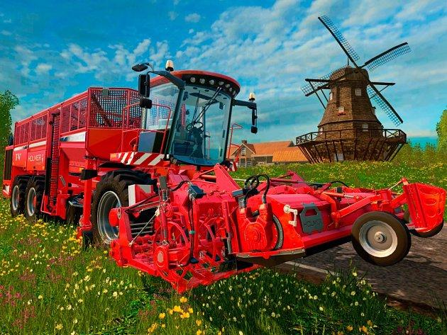 Počítačová hra Farming Simulator 2015 - oficiální rozšíření 2.