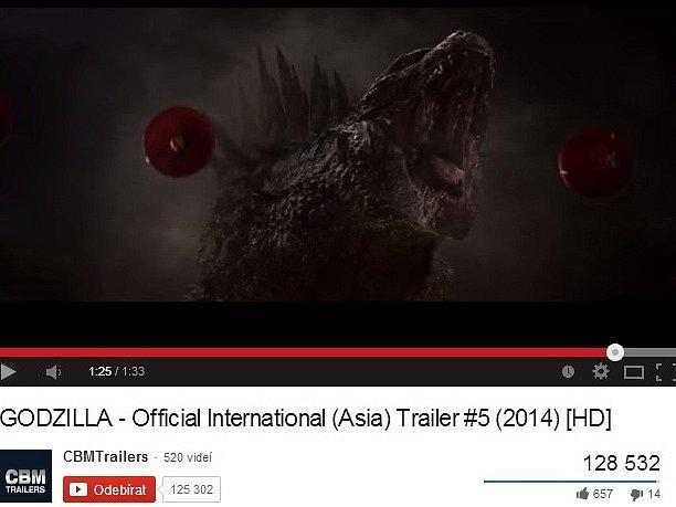 Nová hollywoodská verze klasických japonských filmů o příšeře Godzilla.