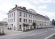 Továrna Maxe Schenka - dnes Technometra