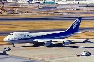 Letadlo největších japonských aerolinek All Nippon Airways čelilo před 20 lety násilnému únosu