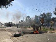 Irácká armáda vtrhla do Kirkuku.