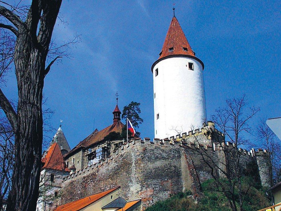 Hrad Křivoklát je jedním z nejstarších a nejznámějších hradů u nás.