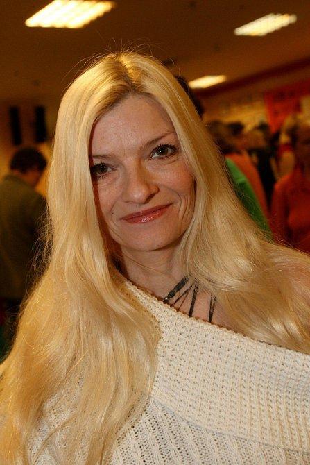 Michaela Kudláčková se zase začala objevovat na veřejnosti.