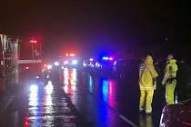 Nehodu pick-upu s migranty ve Spojených státech nepřežili tři lidé