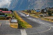 Letiště Lukla, Nepál