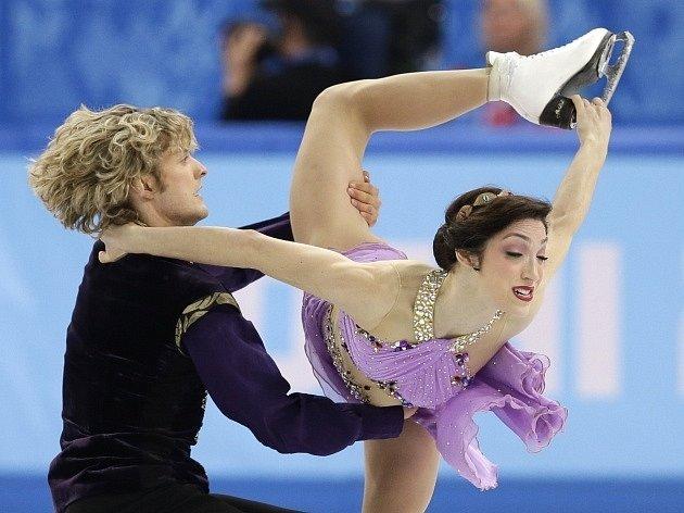 Meryl Davisová a Charlie White