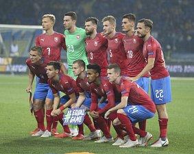 Liga národů Ukrajina-ČR